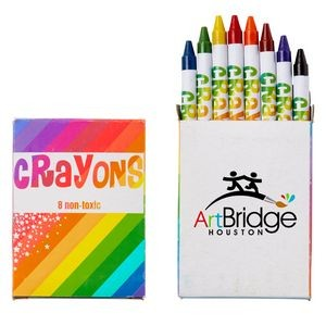 8 Count Crayon Pack