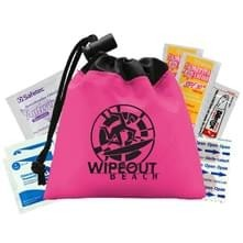 Drawstring Cinch Tote Sun Kit