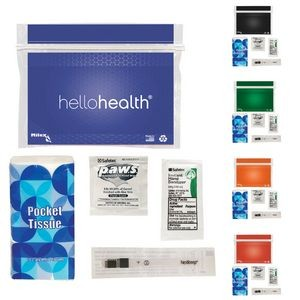 Cold & Flu Safety and Wellness Kit