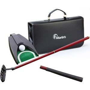 4pc Executive Office Putter Set