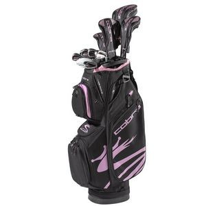Cobra F-MAX AIRSPEED 13-Piece Women's Complete Set