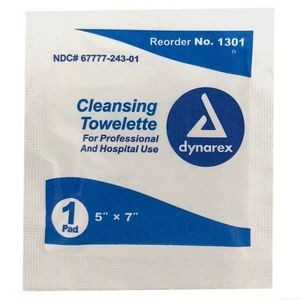 Cleansing Towelette individual packet (Case of 400)
