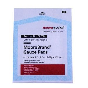 Gauze Pads (Case of 200)